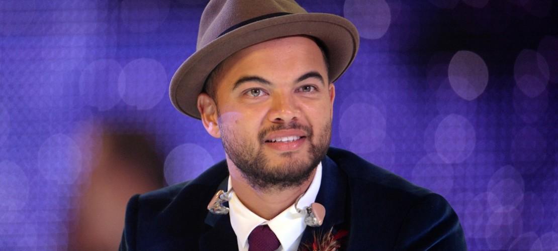 Das ist der Sänger Guy Sebastian. Er repräsentiert beim Eurovision Song Contest Australien. (Foto: dpa)