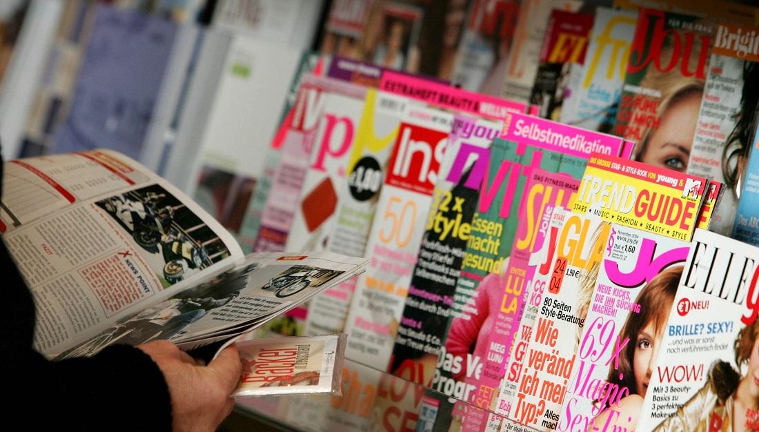 Die Pressefreiheit ist eine wichtige Regel in Deutschland. Sie steht deswegen auch im Grundgesetz. (Foto: dpa)