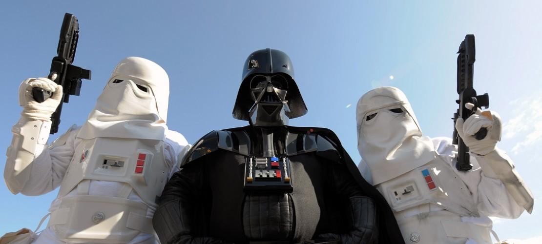 Im Dezember kommt ein neuer Star-Wars-Film in die Kinos. (Foto: dpa)