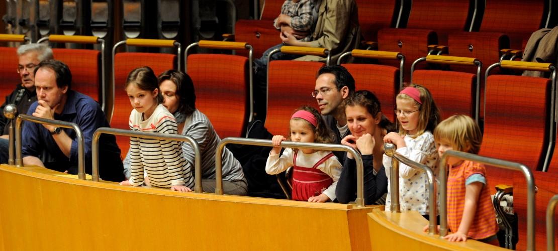 Kindertag Philharmonie