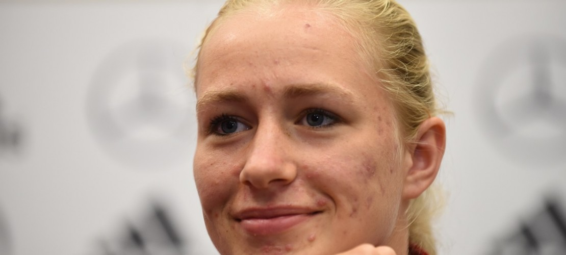 Pauline Bremer ist bei der WM dabei. (Foto: dpa)