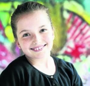 Kinderreporterin Charlotte (Foto: Goyert)