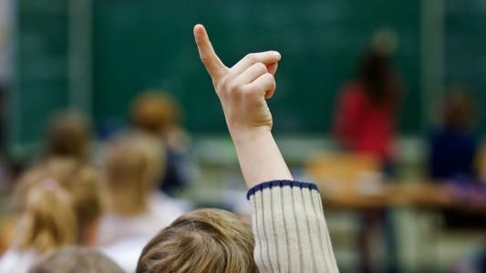 Ein Klassensprecher sollte sich trauen, sich zu Wort zu melden. (Foto: dpa)