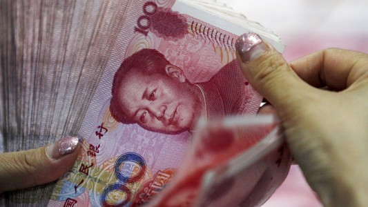 In dem Land China bezahlt man mit dem Yuan. (Foto: dpa)