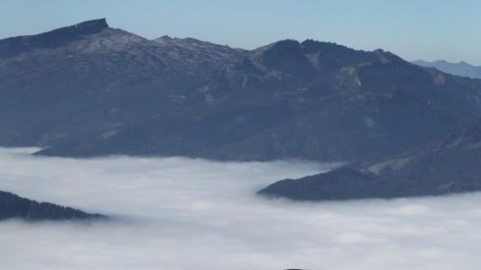 Ein Gipfel muss nicht immer mit Bergen zu tun haben.