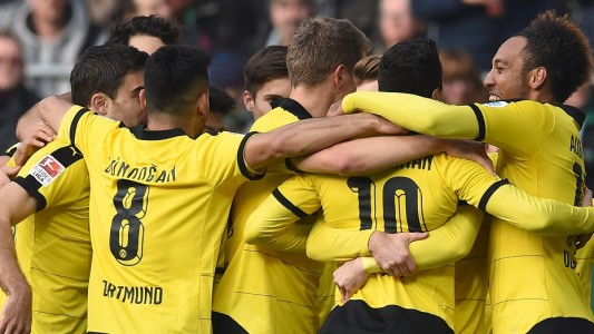 Borussia Dortmund holt in der Bundeslinga auf. (Foto: dpa)