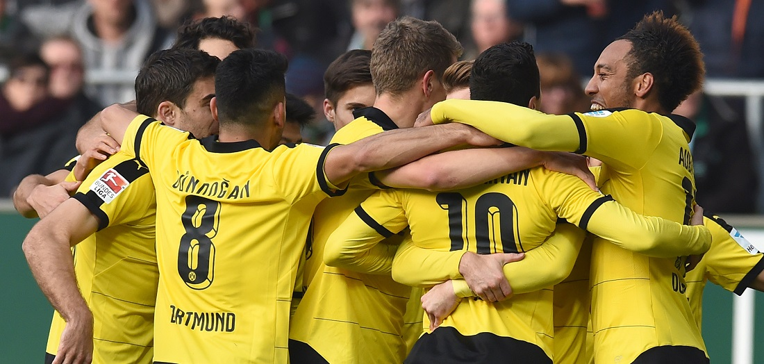 Wie Hat BoruГџia Dortmund Gespielt