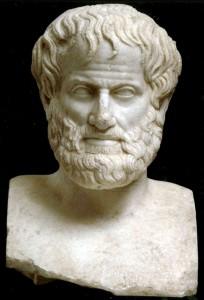 Ein berühmter Philosoph war zum Beispiel der Denker Aristoteles. Er lebte vor mehr als 2000 Jahren in Griechenland. (Foto: dpa)