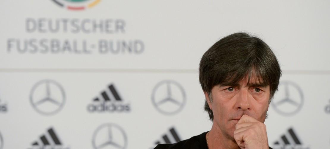 Bundestrainer Joachim Löw findet: Das nächste Länderspiel ist ein Zeichen für die Freiheit. (Foto: dpa)