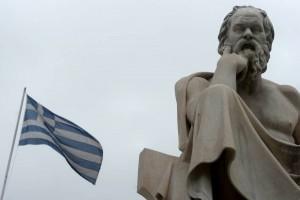 Auch Sokrates war ein bedeutender Philosoph aus Griechenland. (Foto: dpa)