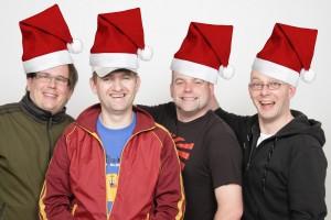 Die Musiker von Randale (Foto: Presse)