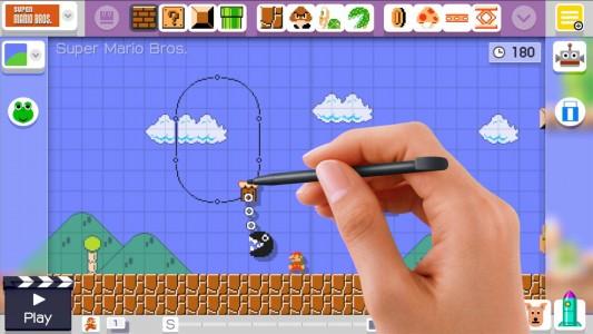 Beim Super Mario Maker kannst du selbst das spiel mitgestalten. (Foto: dpa)