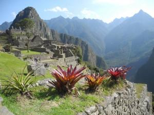 Hier lebten die Inkas. (Foto: dpa)