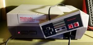 Der Nintendo NES (Foto: Leister)