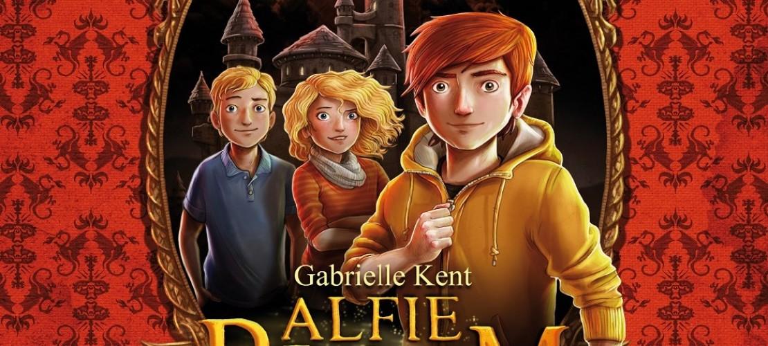 Dudas Hörbuch-Tipp: Alfie und die Drachenburg