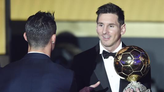 Messi ist der beste Fußballer