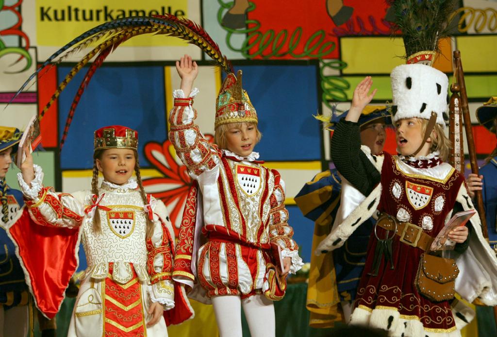 Karnevalssitzungen Köln