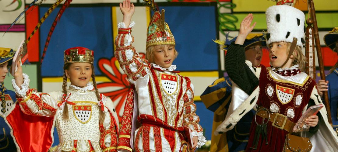 Karnevalssitzung für Kinder