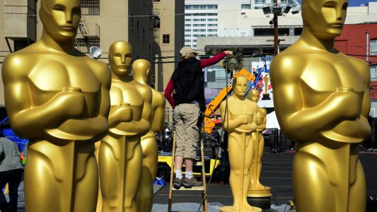 Nominiert für den Oscar sind…