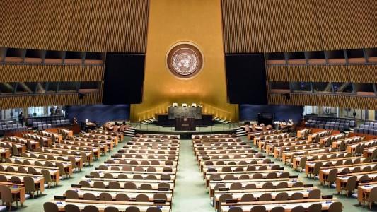 Die UN: Seit 70 Jahren für den Frieden