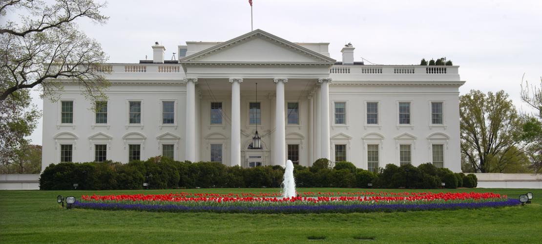 Wichtige Jobs im Weißen Haus