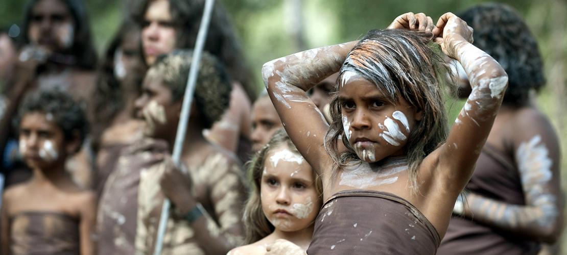 Wie lebten Aborigines früher?