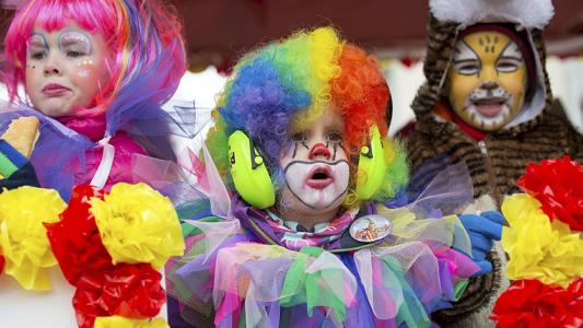 Quiz zum Kölner Karneval