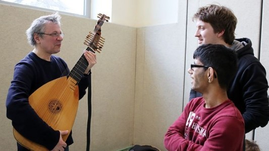 Schüler rocken Fest für Alte Musik