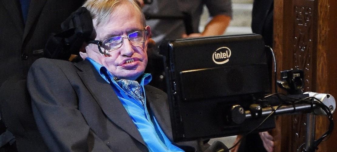 Happy Birthday, Stephen Hawking!