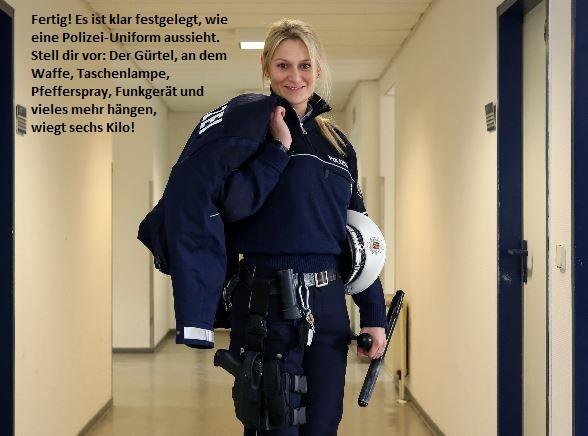 Jobsingles Ratgeber | Partnersuche Polizei & Justiz