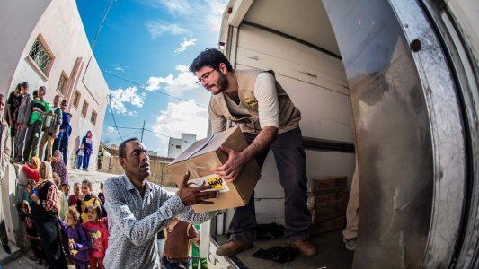 Was ist humanitäre Hilfe?