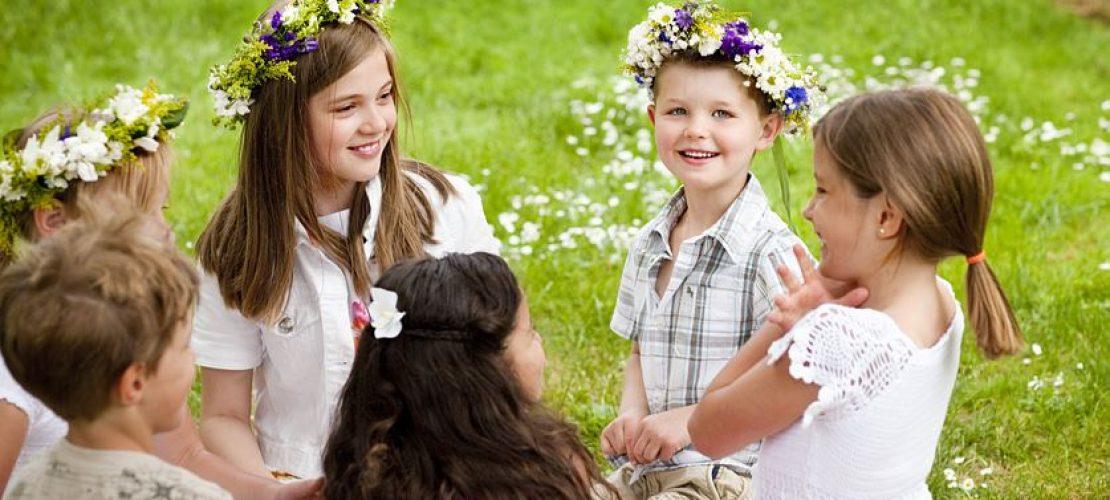 So feiern Schweden den Sommer