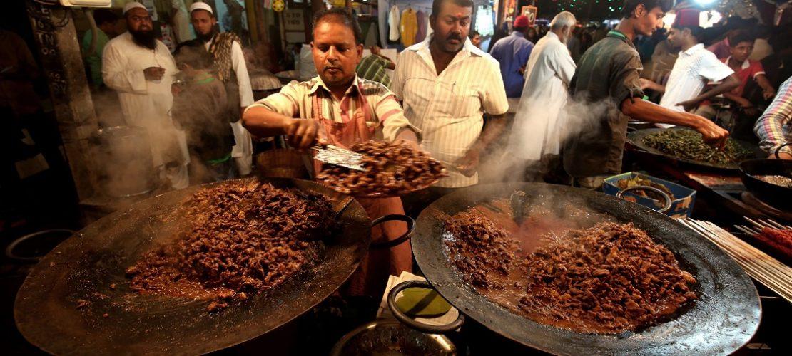 Ramadan heißt strenges Fasten