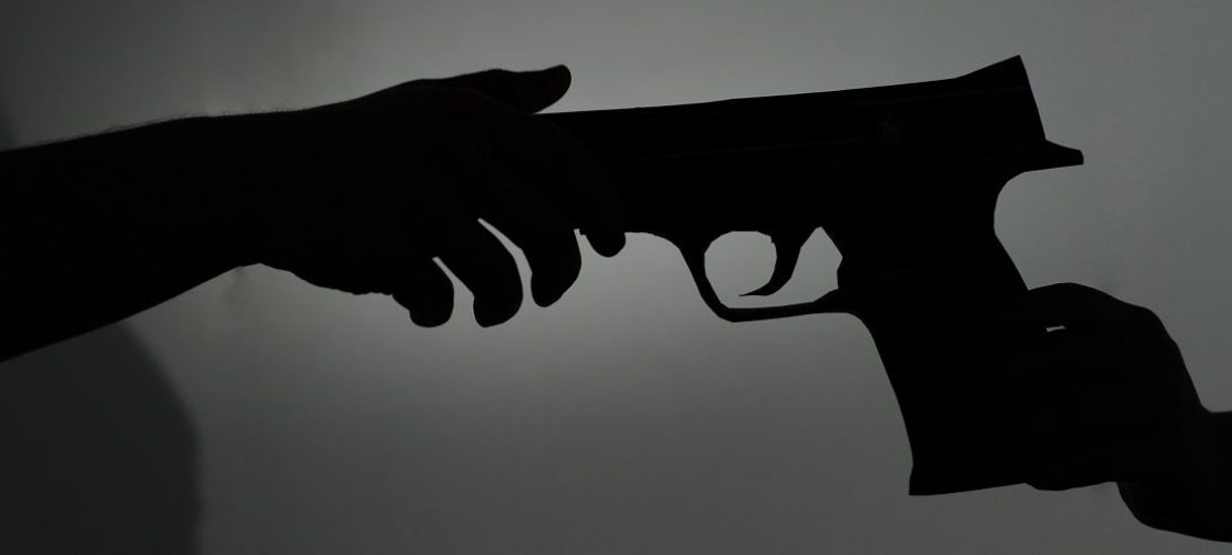 Warum hat jeder dritte Amerikaner eine Waffe?