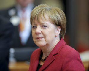 Kanzlerin Angela Merkel vertritt Deutschland im EU-Rat. (Foto: dpa)