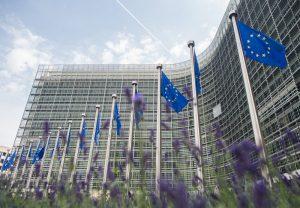 In diesem Haus in Brüssel sitzen die Vertreter der Europäischen Kommission und ihre Mitarbeiter. (Foto: dpa)