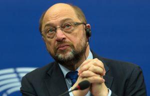 Martin Schulz kommt aus Deutschland und ist Präsident des EU-Parlaments. (Foto: dpa)