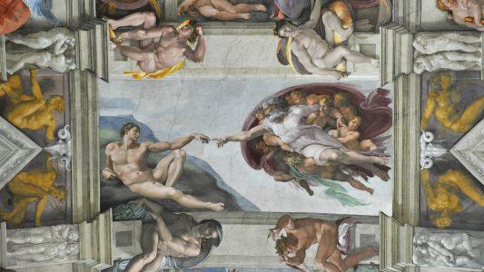 Wer war Michelangelo?