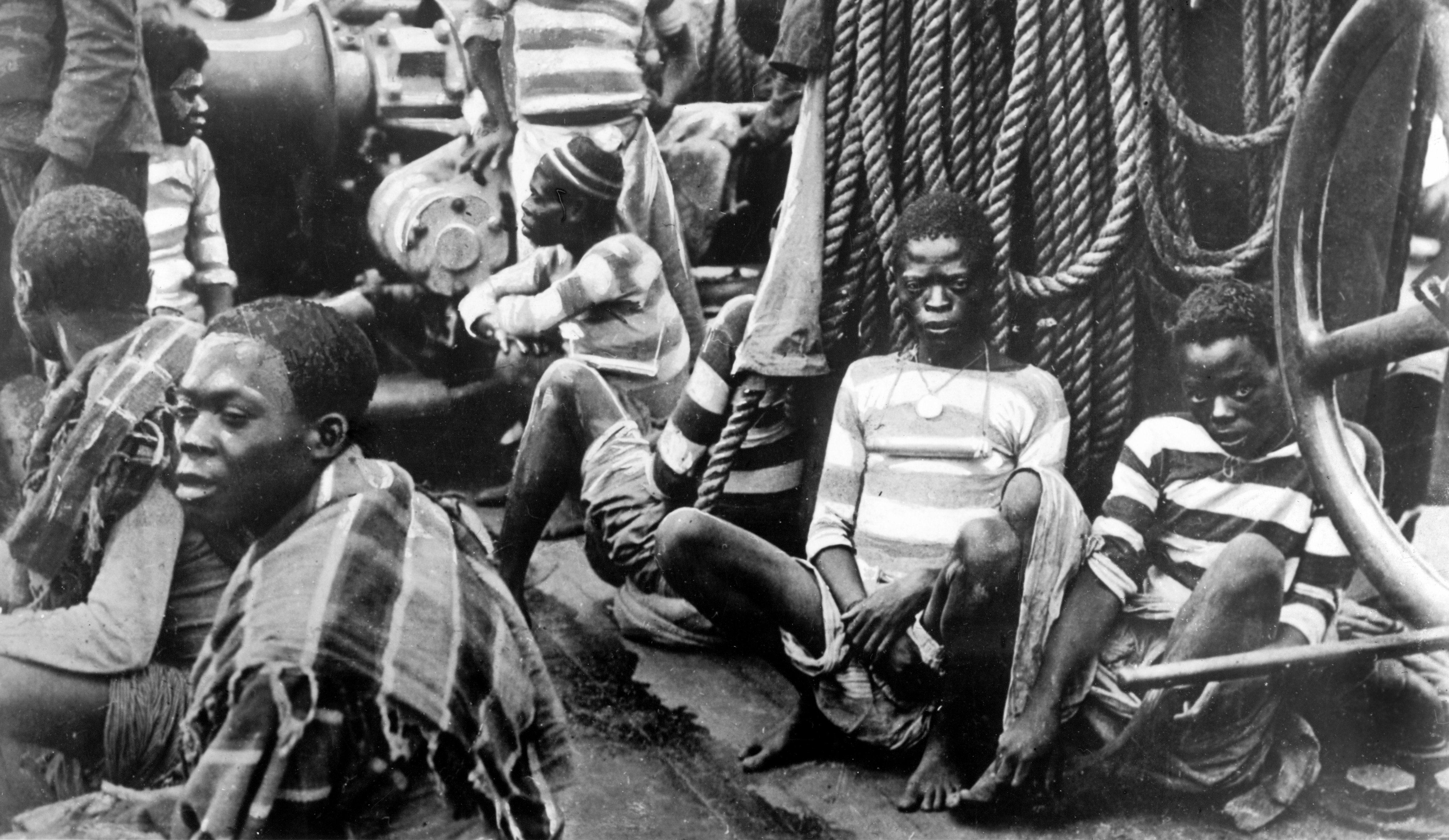 Was Ist Sklaverei