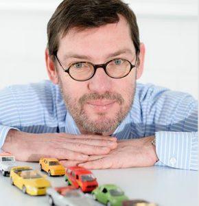 Experte Michael Schreckenberg (Foto: Uni Duisburg-Essen)