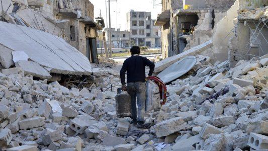 Aleppo – eine gefährliche Stadt