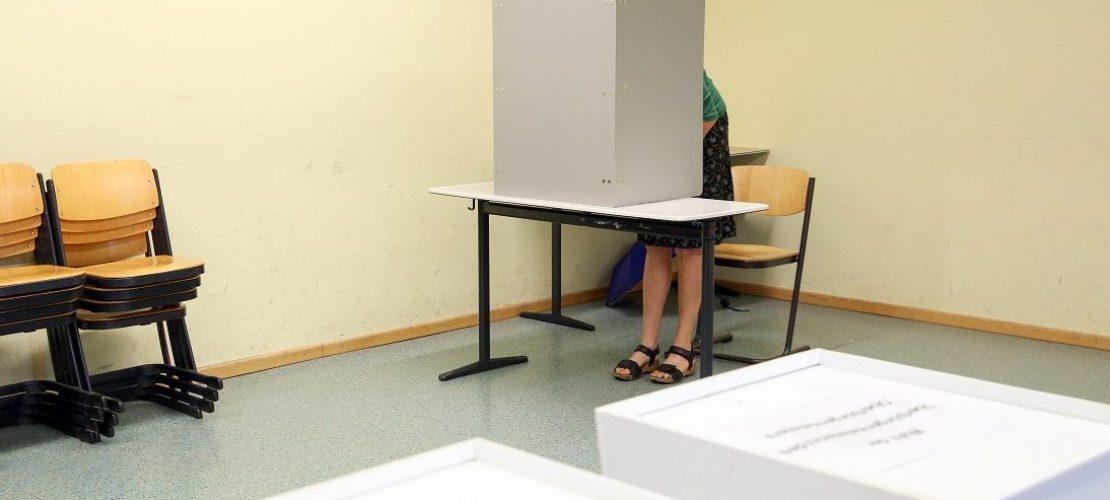 Wahlen in Mecklenburg-Vorpommern