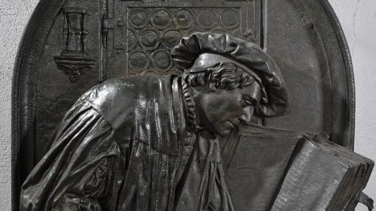Wer war Martin Luther?