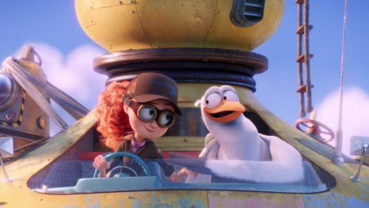 Kino-Tipp: Abenteuer mit Störchen