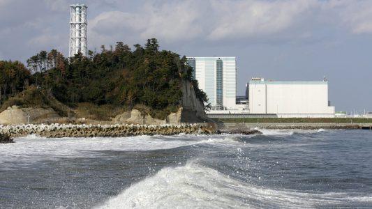 Die Erde bebt in Fukushima