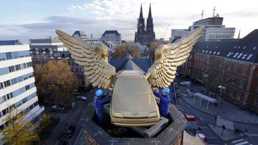 Flügelauto