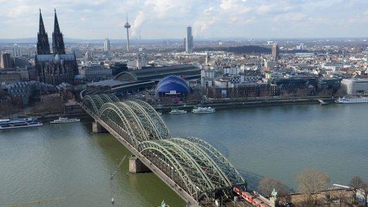 """Serie: """"Köln entdecken"""" – Die Hohenzollernbrücke"""
