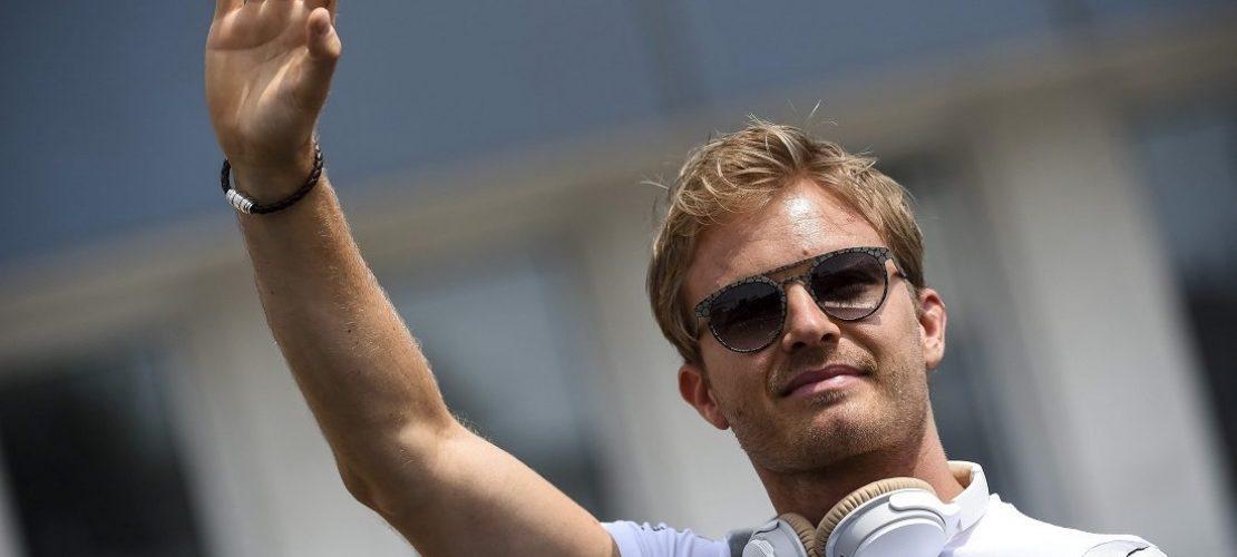 Nico Rosberg Hört Auf
