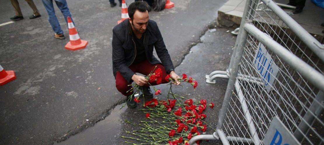 Anschlag in der Türkei