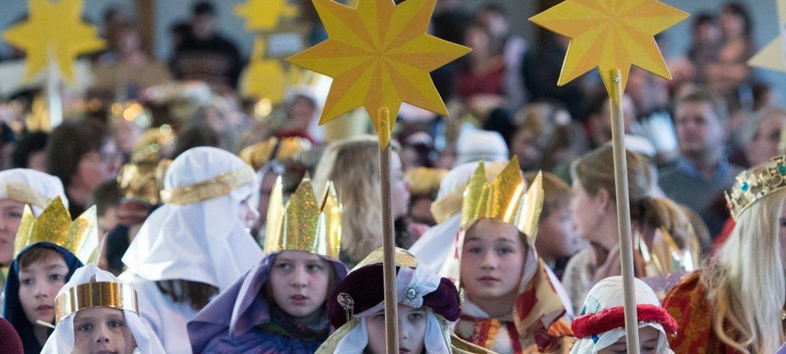 Wer sind die Heiligen Drei Könige?
